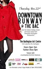 Downtown Runway Event