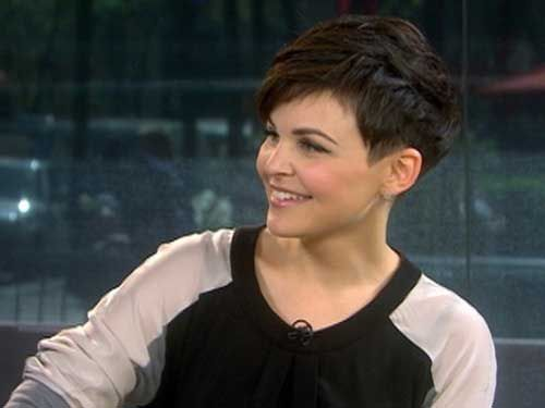 20 Great Ginnifer Goodwin Pixie Hairstyles…