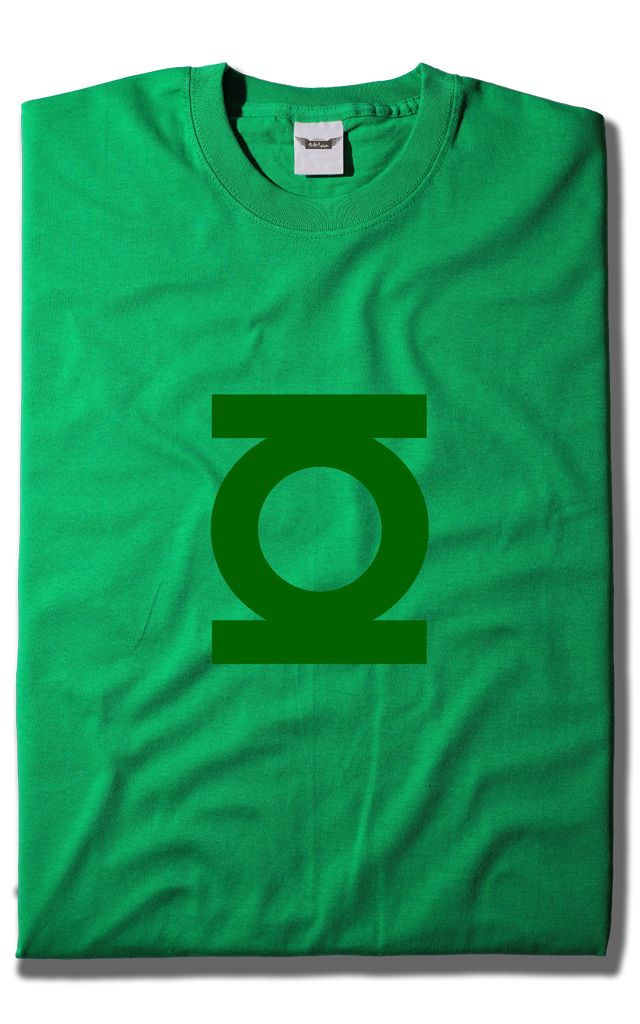 Camiseta Linterna Verde v3