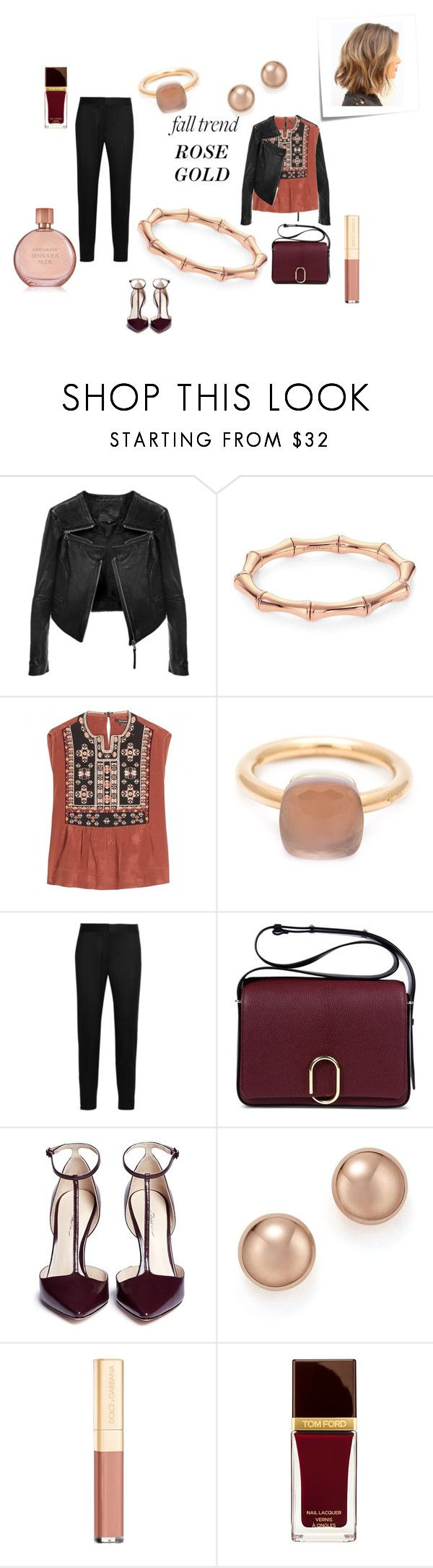 """""""Untitled #54"""" by lunkhead on Polyvore featuring Linea Pelle, Gucci, Isabel Marant, Pomellato, STELLA McCARTNEY, 3.1 Phillip Lim, Bloomingdale's, Dolce&Gabbana, Tom Ford and Estée Lauder"""