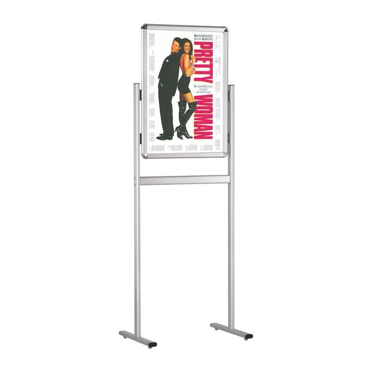Yarım Ayaklı Afiş Standı http://ores.com.tr/v3/urunler/poster-standlari/yarim-ayakli-afis-standi/