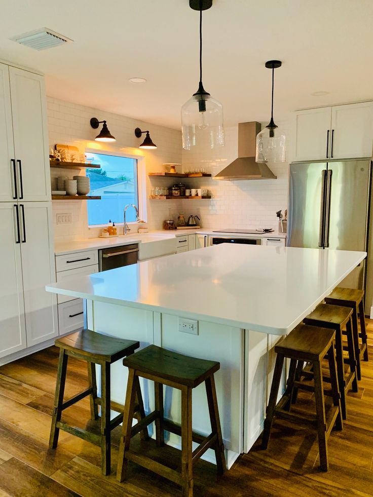 Idea by staci myers on farmhouse kitchen farmhouse