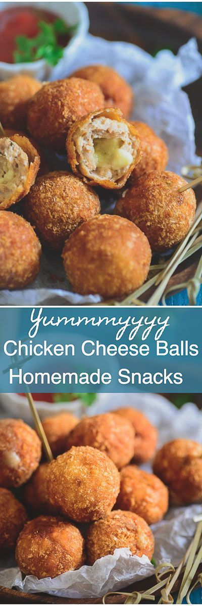 Chicken Cheese Balls Recipe is a delicious snack or Appetizer which can be easily made at home. Here is a tried and tested recipe to make Chicken Cheese Balls. Snack I Appetiser I Appetizer I Homemade I Chicken I Easy I Simple I perfect I Quick I best I