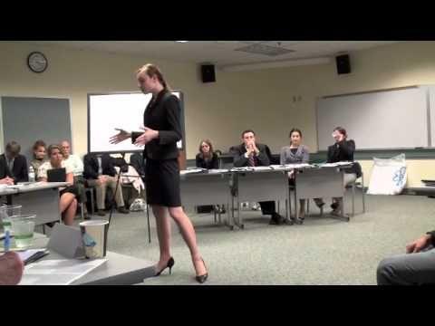 Cross Examination (Expert Witness) A great example of a cross examination of an expert witness.