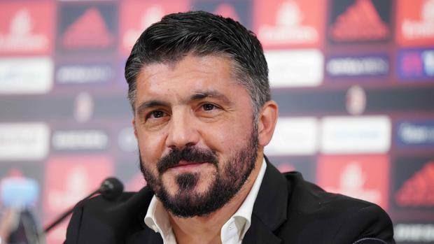 Bolacasino88.com - Pelatih baru AC Milan, Gennaro Gattuso  mengucapkan kalau menjadi pelatih Rossoneri memang menjadi tujuannya sejak gant...