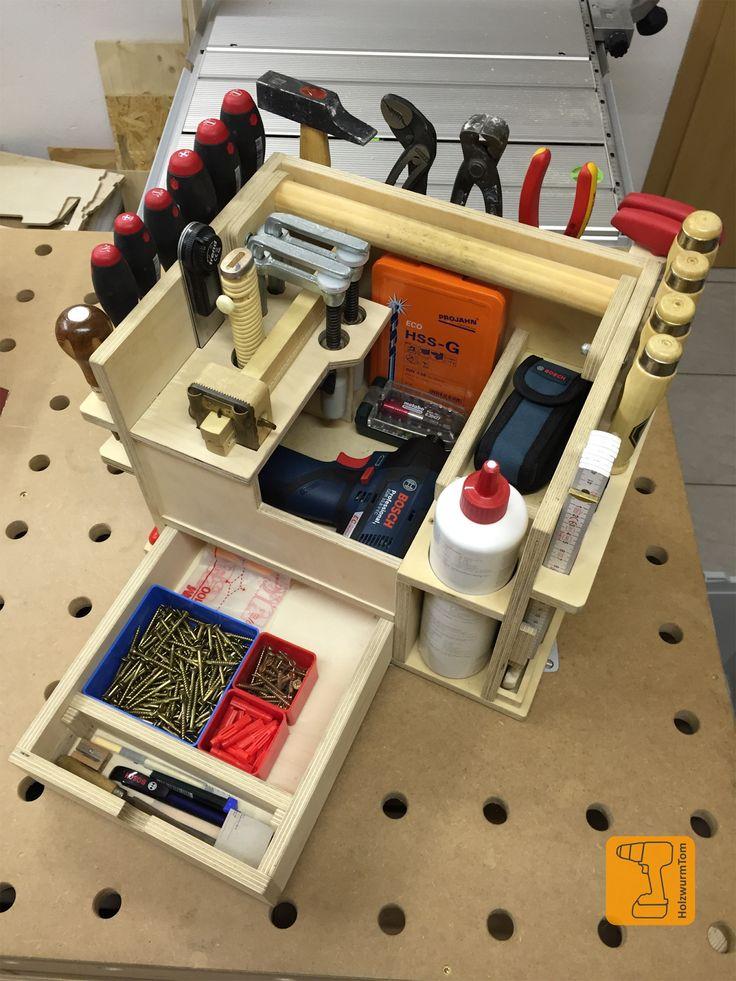 Ich verwende seit einigen Jahren einen selbstgebauten Werkzeugeinsatz in einer meiner L-Boxxen, diesen habe ich speziell auf meine Bedür...