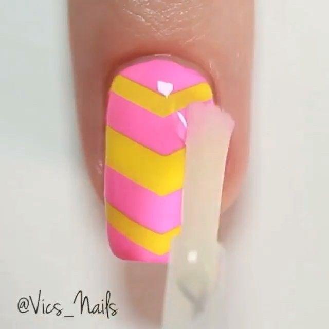 Amazing Nails by @vics_nails