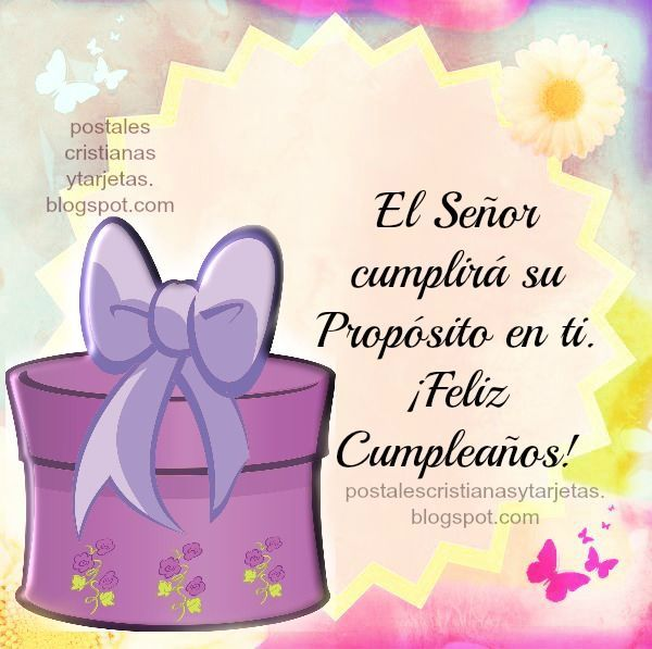 imagen cristiana tarjeta cumpleaños mujer, hija amiga Flores Pinterest