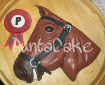 Cake Horse's