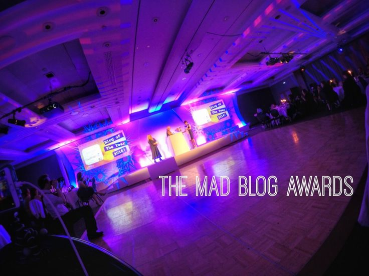 Trip to the Mad Blog Awards