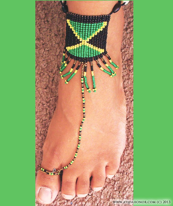 Trenchtown Barefoot Sandals