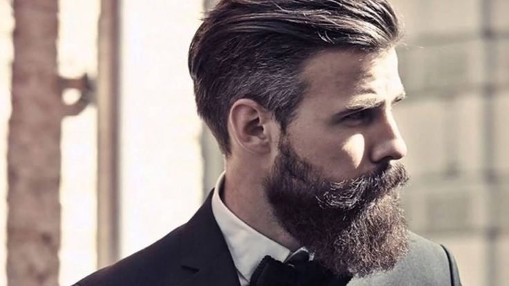 Una tendencia de moda: barba Hipster