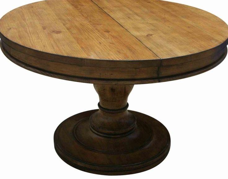 Bildergebnis für round extendable dining table