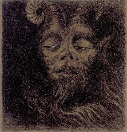 Karel Hlaváček - Faune (1897)