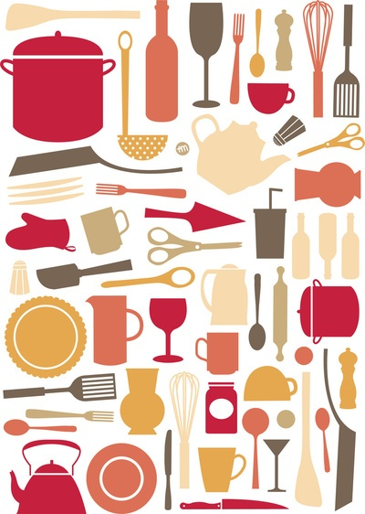 Kitchenware print