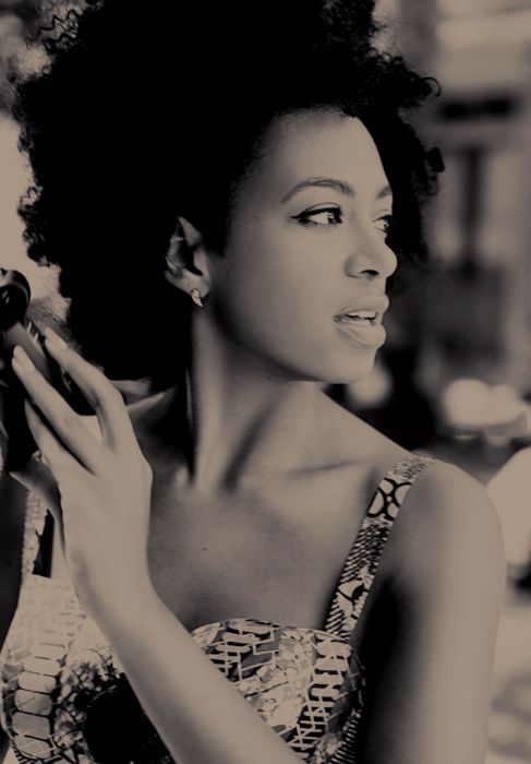 love ♥: Girl, Natural Hair, Hair Style, Beauty, Solange Knowles, Hair Crush, Naturalhair, Hair Inspiration