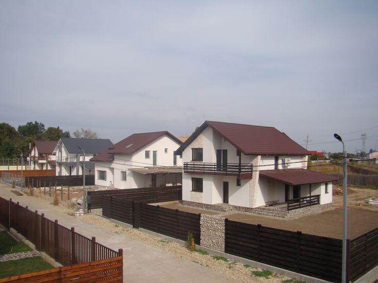 Vila Joita 1 - teren 450 mp , 5 camere