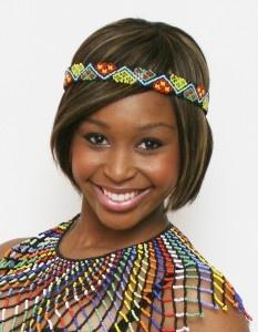 @Claudia Park Tshitlho Ndaba Dlamini Zulu Girl