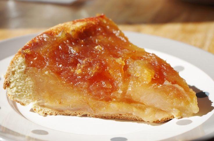 tarte aux pommes façon Tatin - Pâtisserie maison © par Fanny GRW - Recettes d'ici et d'ailleurs