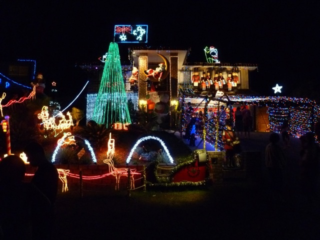 1000+ Images About Christmas Lights Decor Extravagant On