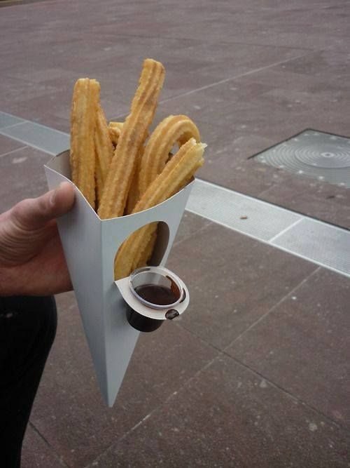 Churros take out