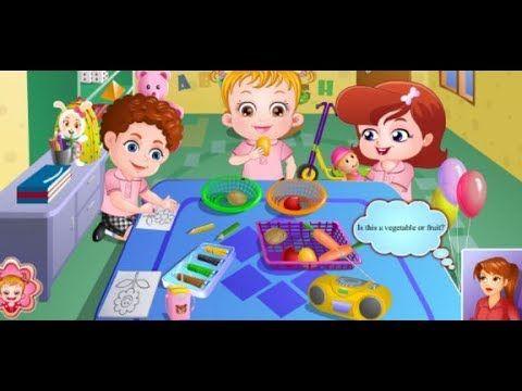 ❤️❤️ Baby Hazel In Preschool |❤️ Preschool games for kids |❤️ kids games...