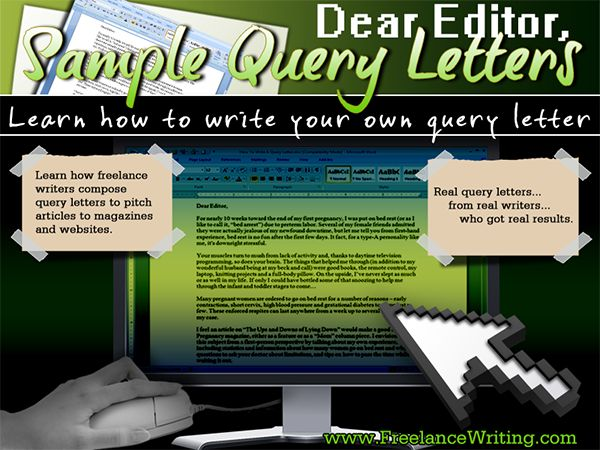 168 best new query letters images on pinterest writing prompts sample query letter termplates spiritdancerdesigns Image collections
