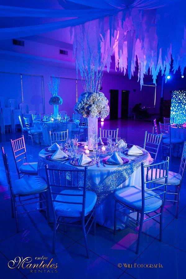 Fiestas de 15 a os decoraci n fiestas tem ticas for Fiestas elegantes decoracion