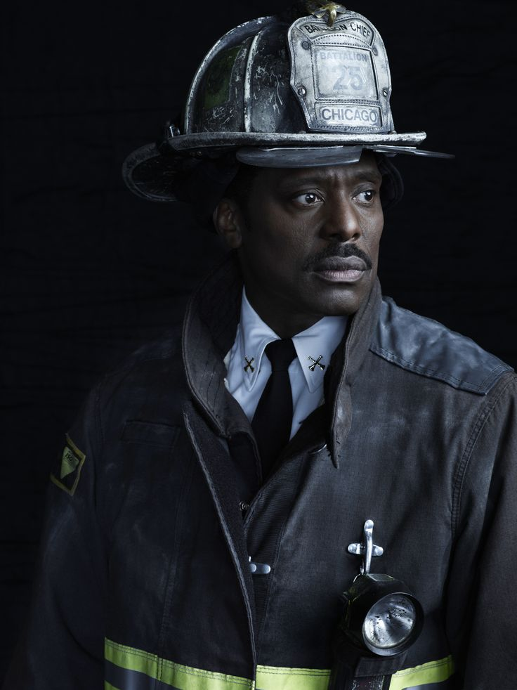 Battalion Chief Wallace Boden. #Chicago Fire. (Season Two)