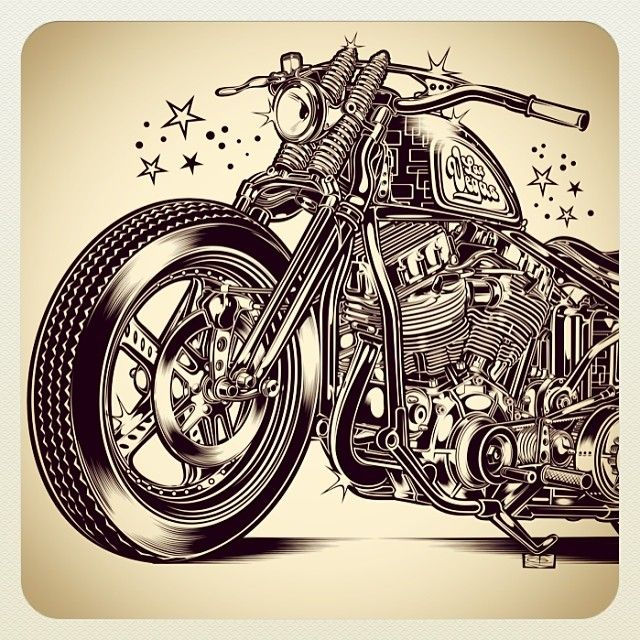 Street Bike 77 part 1 #Padgram