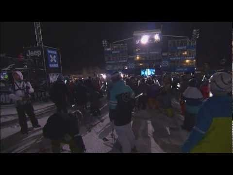 Winter X Games 2012: Sarah Burke Tribute (Full Version). A true role model