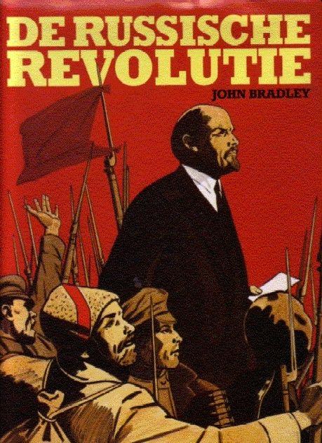 """Russische revolutie 1917. In de Februarirevolutie (1917) wordt de Tsaar afgezet en vervangen door een """"voorlopige regering"""". Tijdens de Oktoberrevolutie in 1917 wordt de voorlopige regering afgezet en vervangen door de Bolsjewieken. Dit is het rode leger met Lenin als Leider. Na de Oktoberrevolutie breekt er een burgeroorlog uit tussen de Bolsjewieken (Roden) en Mensjewieken (Witten)."""