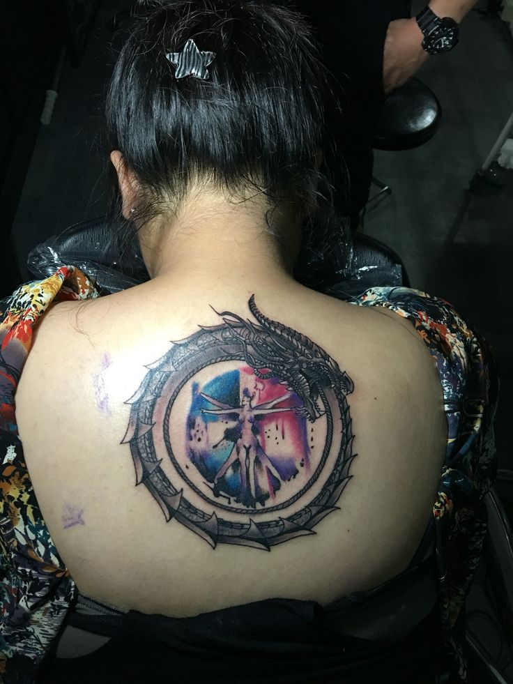 loving my first tatts!