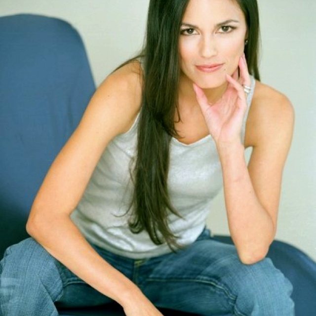 Former All My Children star Terri Ivens www.imdb.me/terriivens