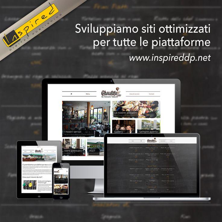 Per ASEF abbiamo progettato un sito web con piena compatibilità con tutti i device. bit.ly/Inspired_ASEF