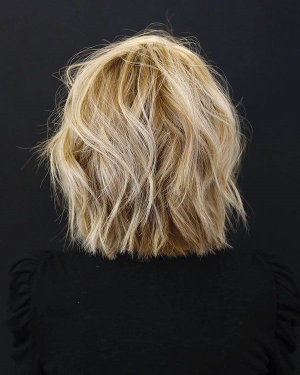 20 Best Short Hair Back View Images Styles Art Kurze Haare Ruckansicht Coole Kurzhaarfrisuren Styling Kurzes Haar