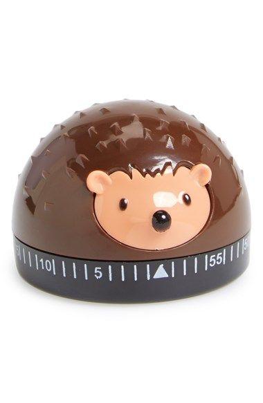 Hedgehog Kitchen Timer