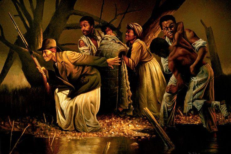 Eksslaven Harriet Tubman vil tvinge sine tidligere slavepiskere i kne. Hun blir derfor med i et hemmelig nettverk som hjelper slaver i sørstatene med å flykte. Selv om hun vet at hun risikerer å havne i galgen, oppsøker hun svarte på bomullsmarkene og fører dem mot friheten i nord.