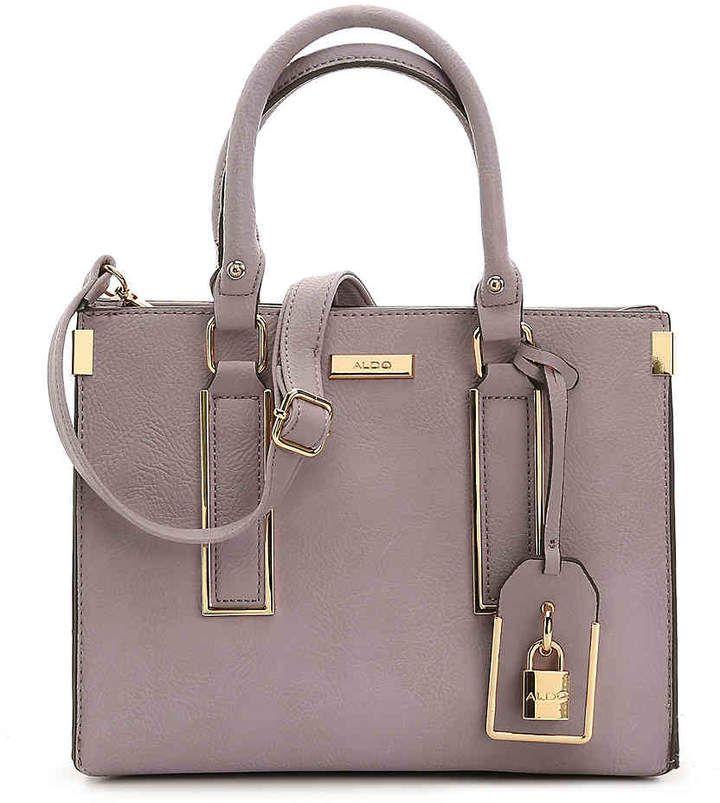8d6cb7ffb55 Gorgeous purse! Aldo Thalessi Satchel - Women s  purse  bag  handbag   womens  purple  style  affiliate  sale  discount