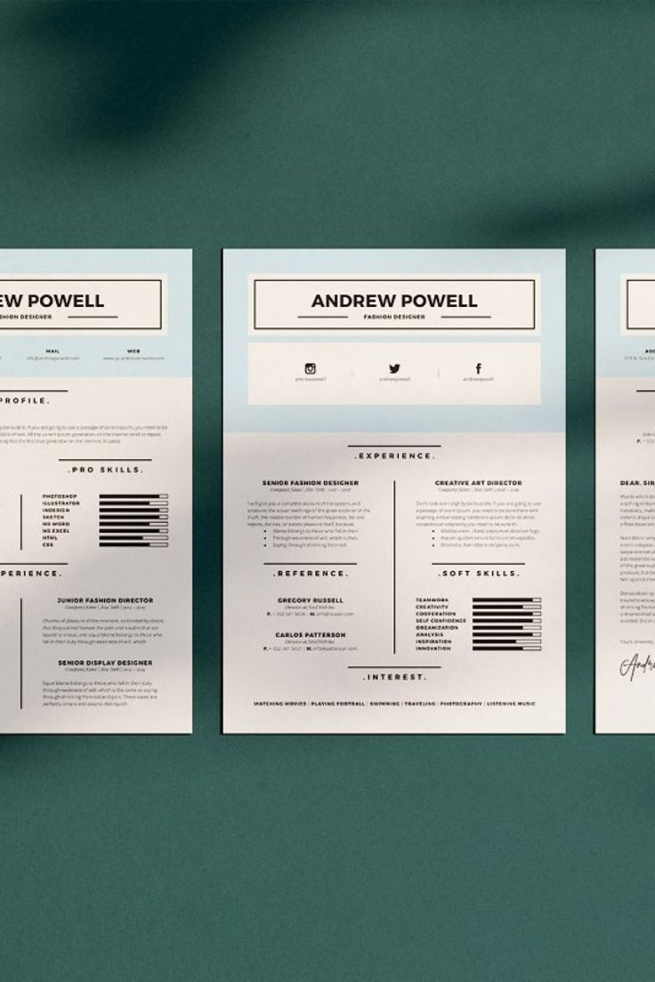 Clean resume with business card resume words skills