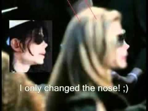 WOW now this is really persuasive. I would have never thought this one up. Michael Jackson Seen At His own Memorial