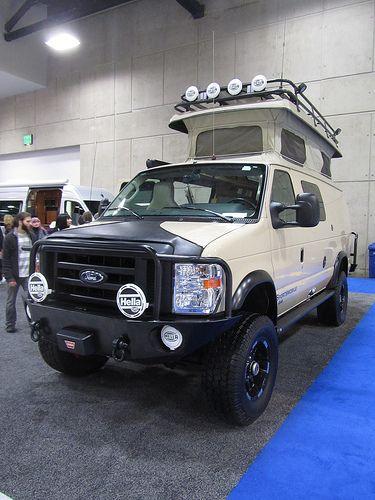 Sportsmobile Camper 4 x 4