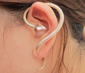 Ear Cuffs and Wraps: Can You Get Any Cooler?