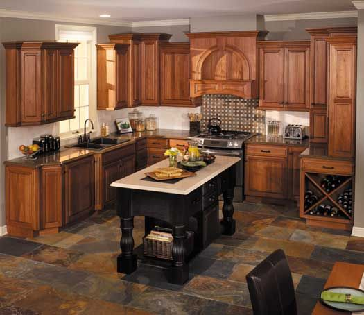 Oak Cabinet Kitchen Ideas Top Medium Oak Kitchen Cabinets: Medium Brown Images On Pinterest