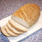 German Rye Bread    I made this last week.  It was good, but looked much darker.