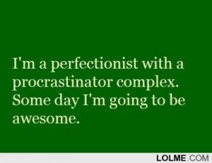 This is SO me!! LOL (via Donna Smallin Kuper)