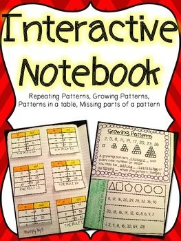 This product features 9 pages designed to be used in an interactive notebook for…