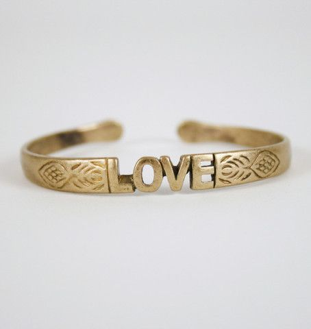 Candystore Collective < Love Cuff >