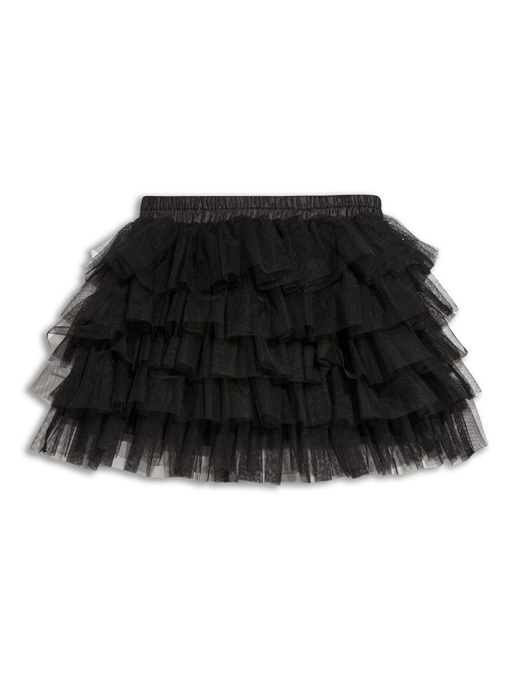 Girls Skirt black 2-8years
