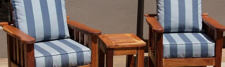 Teak Morris chairs  without cushions forf 1599.RANDS and R2599 for a double please contact 0788385826 for more info